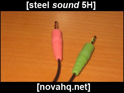 5H jack plugs