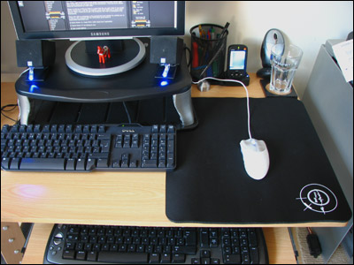 can i put my mouse pad in the washing machine